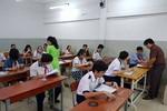 Hơn một nửa bài thi Toán tuyển sinh vào lớp 10 dưới trung bình