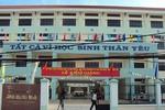 Trường Bình Hưng Hòa bị phàn nàn làm mất thời gian ôn thi của học sinh khối 12