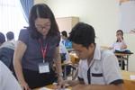 Gần 79.000 thí sinh Thành phố Hồ Chí Minh đến làm thủ tục dự thi quốc gia