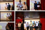 """Trường Đại học Hoa Sen trao giải cuộc thi """"Đọc và trải nghiệm tri thức"""""""