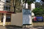 Học sinh trường Trần Quốc Thảo phải học trong lớp không có điện, quạt