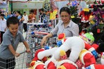 BigC giảm giá 1.200 mặt hàng tới 50% đón Giáng sinh