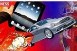 Lộ diện một doanh nghiệp Việt thưởng Tết bằng xe hơi