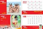 Xôn xao bộ lịch bikini gợi cảm của tiếp viên VietJetAir