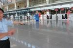 Mưa lớn khiến 400 hành khách tại sân bay Đà Nẵng trễ chuyến