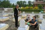 Ân tình nhà đón tiếp thân nhân liệt sỹ ở Quảng Trị