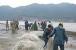 Miền Trung: Khoảng 50 nghìn dân được sơ tán đến nơi an toàn tránh bão