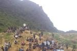 Hàng trăm người đổ xô về suối Tróoc lùng gỗ sưa tiền tỷ vì tin đồn