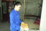 Nữ sinh bị bố bỏ rơi được độc giả Báo GDVN tài trợ 100% tiền học