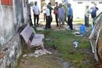 Đổ bồn chứa nước trường học làm 2 học sinh chết, 1 em bị thương nặng