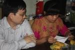Sở Y tế Nghệ An tiếp nhận con gái liệt sỹ Gạc Ma vào làm việc