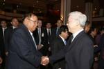 Báo chí Lào hết lời ca ngợi chuyến thăm của Tổng Bí thư Nguyễn Phú Trọng
