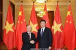 Kết quả Hội đàm giữa Tổng Bí thư Nguyễn Phú Trọng và Chủ tịch Tập Cận Bình