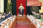 Chủ tịch nước Trần Đại Quang thăm chúc Tết Đêm giao thừa