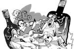 Rượu bia, đánh nhau và văn hóa ứng xử