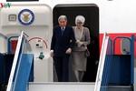 Ảnh: Nhà vua Nhật Bản và Hoàng hậu đến Hà Nội
