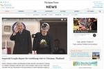 Báo chí Nhật Bản đồng loạt đưa tin về Nhà Vua, Hoàng hậu thăm Việt Nam