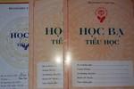 Một học sinh Tiểu học đang có tới 3 cuốn học bạ