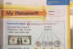 Các bạn nhỏ Mỹ làm bài tập về nhà thế nào, nhiều hay ít?