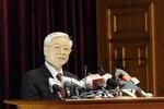 Toàn văn phát biểu bế mạc Hội nghị Trung ương 5 của Tổng Bí thư Nguyễn Phú Trọng