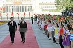 Chủ tịch nước kết thúc tốt đẹp chuyến thăm Trung Quốc