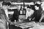 Chủ tịch Hồ Chí Minh và một số phiên họp Chính phủ tại chiến khu