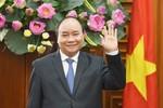Thủ tướng Nguyễn Xuân Phúc lên đường thăm chính thức Hoa Kỳ