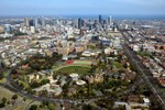 Tham quan trường đại học danh giá Melbourne University