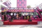 Xe buýt du lịch 2 tầng Coco City Tour đã có mặt tại Đà Nẵng