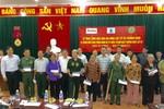 Tập đoàn Tân Hiệp Phát thăm và tặng quà các gia đình liệt sỹ và thương binh