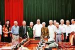 Hà Nội gặp mặt Ban liên lạc các chiến sĩ Việt Minh thành Hoàng Diệu
