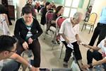 Vinamik tiếp tục hành trình chăm sóc sức khỏe cho gần 2000 người cao tuổi