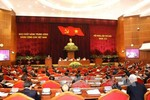 Kết quả ngày làm việc đầu tiên Hội nghị Trung ương 6 khóa XII