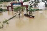 Thủy điện xả lũ, hơn 20.000 học sinh Hà Tĩnh chưa thể đến trường