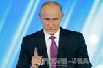 Tổng thống Putin ủng hộ lập khu vực thương mại tự do châu Á - Thái Bình Dương