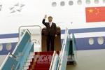 Tổng Bí thư, Chủ tịch Trung Quốc Tập Cận Bình đến Hà Nội