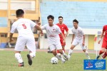 Trận chung kết nghẹt thở của Giải bóng đá học sinh Hà Nội Cup Number 1 Active