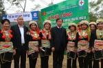 Khởi công dự án cải tạo, nâng cấp lưới điện nông thôn, miền núi tại Thái Nguyên