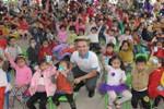65.000 trẻ em Việt Nam được tiếp cận chương trình giáo dục dinh dưỡng năm 2017