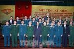 """Thủ tướng dự Lễ kỷ niệm 45 năm Chiến thắng """"Hà Nội - Điện Biên Phủ trên không"""""""
