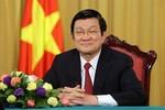 Ông Trương Tấn Sang nghĩ về thịnh suy của đất nước, hưng vong thời cuộc