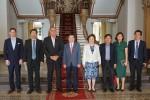 Tập đoàn Hilton và Tập đoàn BRG tiếp kiến lãnh đạo Thành phố Hồ Chí Minh
