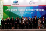 Hội nghị quan chức tài chính cao cấp APEC 2017 chính thức khai mạc