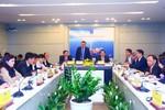 Buổi làm việc đầu tiên của Chủ tịch PVN Trần Sỹ Thanh với PVEP