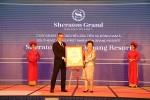 Ra mắt khu nghỉ dưỡng thương hiệu Sheraton Grand đầu tiên tại Đông Nam Á
