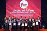 PV Gas lọt vào Top 10 doanh nghiệp niêm yết uy tín nhất Việt Nam 2017