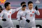 Vietcombank thưởng nóng cho đội tuyển U23 Việt Nam 1 tỷ đồng