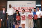 Masan nhận chứng chỉ ISO cho 12 nhà máy thức ăn chăn nuôi