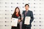 PVcomBank một lần nữa nhận cú đúp giải thưởng uy tín quốc tế