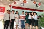 Maritime Bank trao 4 cây vàng cùng nhiều quà tặng cho các khách hàng may mắn